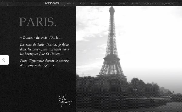 site internet Massenez spiritueux