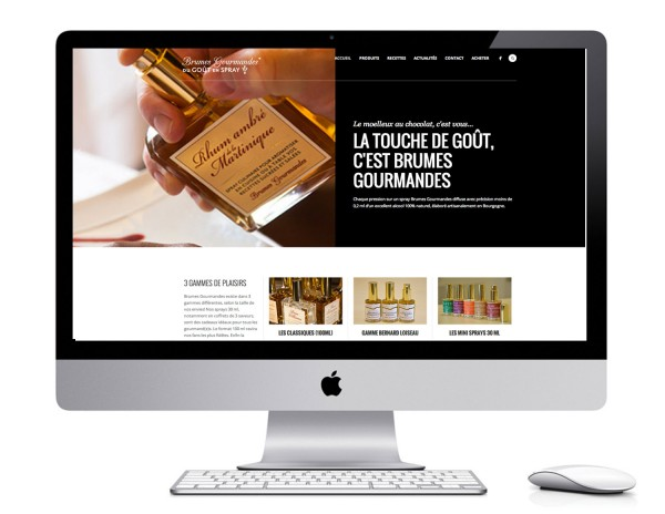 site internet spiritueux